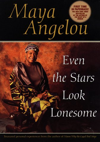 Even the Stars Look Lonesome  Reprint 9780553379723 Front Cover