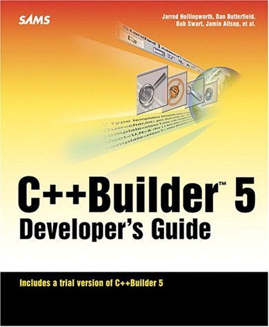 C++ Builder 5 Developer's Guide   2000 9780672319723 Front Cover