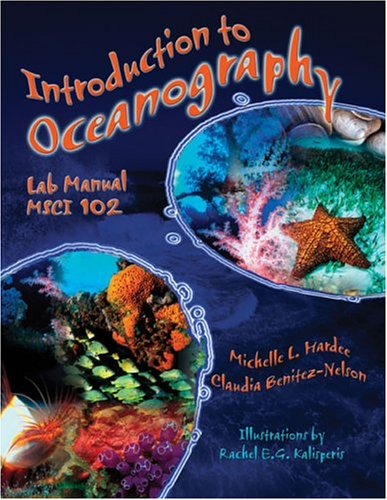Introduction to Oceanography Msci 102 Revised  9780757517723 Front Cover
