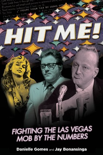 Hit Me! Fighting the Las Vegas Mob by the Numbers  2013 edition cover