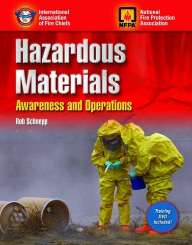 Hazardous Materials Awareness and Operations  2010 edition cover