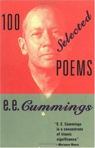 100 Selected Poems   1954 edition cover