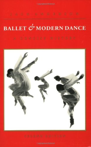 Ballet and Modern Dance A Concise History 2nd edition cover