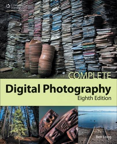 Complete Digital Photography  8th 2015 edition cover