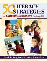 50 Literacy Strategies for Culturally Responsive Teaching, K-8   2006 edition cover