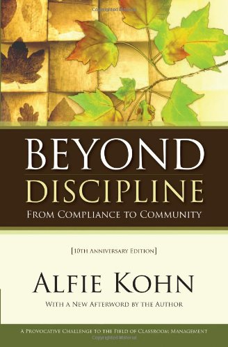 Beyond Discipline From Compliance to Community 10th 2006 (Anniversary) edition cover