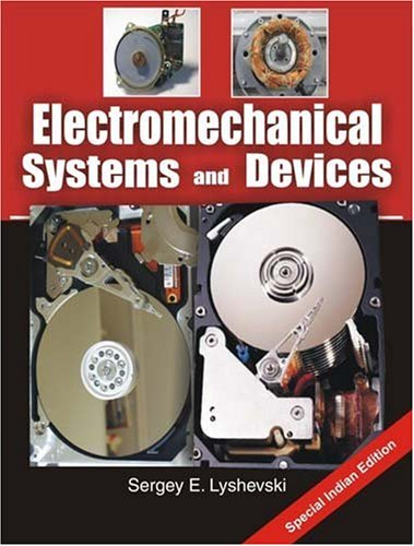 Electromechanical Systems and Devices   2011 edition cover