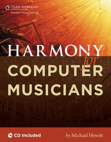 Harmony for Computer Musicians   2011 edition cover