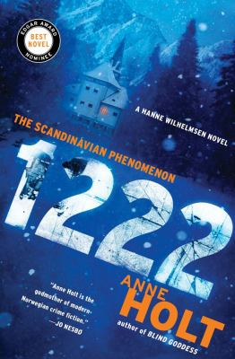 1222 A Hanne Wilhelmsen Novel N/A 9781451634723 Front Cover