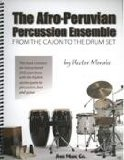 AFRO-PERUVIAN PERCUSSION ENSEM N/A edition cover
