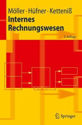 Internes Rechnungswesen:   2010 edition cover