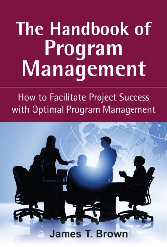 Handbook of Program Management How to Facilitate Project Success with Optimal Program Management  2008 9780071494724 Front Cover