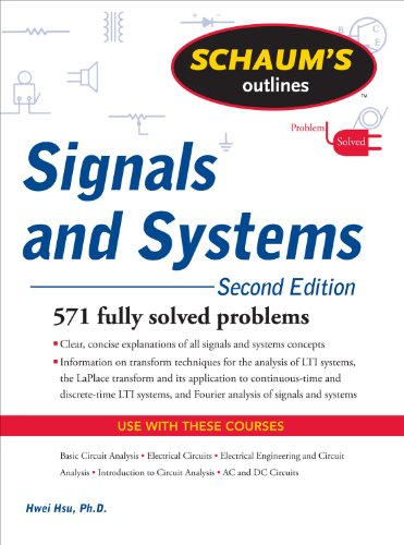 Signals and Systems  2nd 2011 edition cover