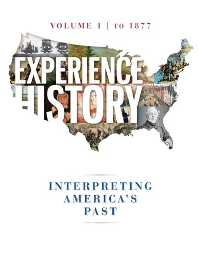 Experience History: To 1877 8th 2013 edition cover