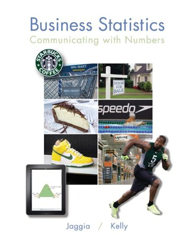 Business Statistics with Connect Plus   2013 edition cover