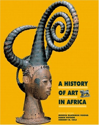 History of Art in Africa  2nd 2008 edition cover