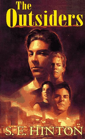 Outsiders   1995 edition cover