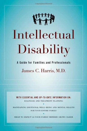 Intellectual Disability A Guide for Families and Professionals  2010 edition cover
