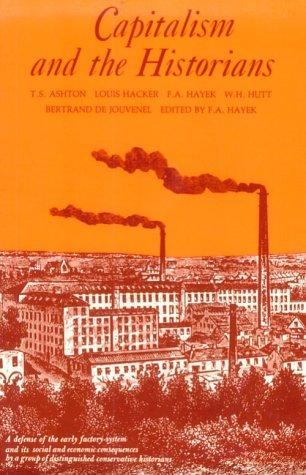 Capitalism and the Historians  N/A edition cover