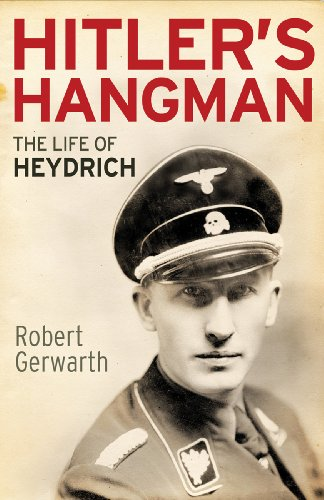 Hitler's Hangman The Life of Heydrich  2012 9780300187724 Front Cover