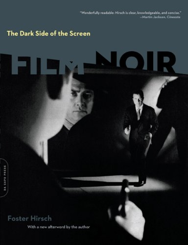 Dark Side of the Screen Film Noir 7th 2008 edition cover