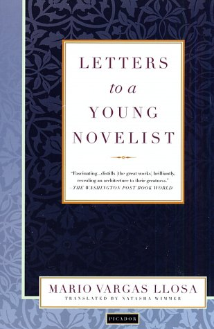 Letters to a Young Novelist   2003 (Revised) edition cover