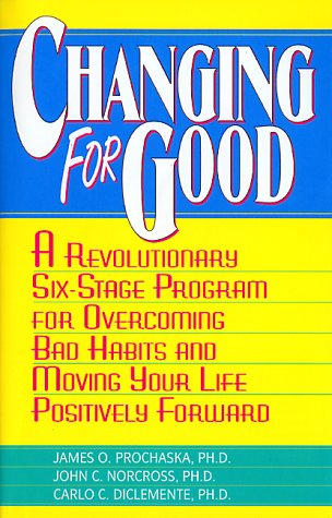 Changing for Good   1994 (Reprint) edition cover