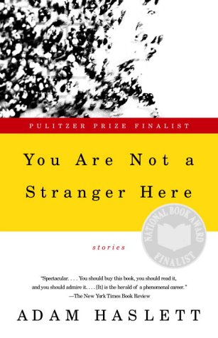 You Are Not a Stranger Here   2002 (Reprint) edition cover