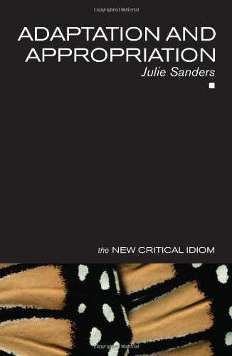 Adaptation and Appropriation   2005 edition cover
