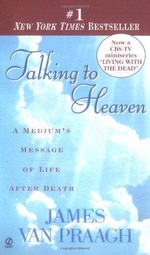 Talking to Heaven A Medium's Message of Life after Death  1997 (Reprint) edition cover