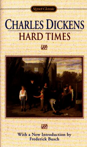 Hard Times For These Times  1997 9780451526724 Front Cover