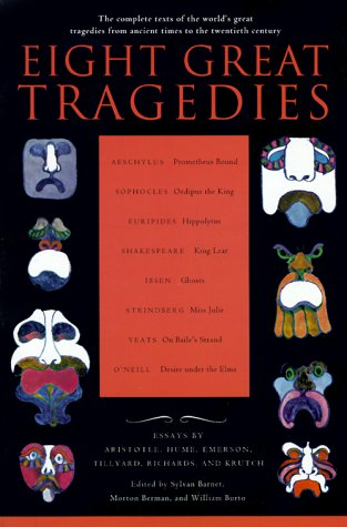 Eight Great Tragedies  N/A 9780452011724 Front Cover