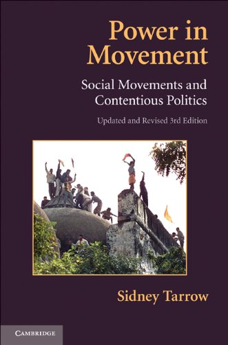 Power in Movement Social Movements and Contentious Politics 3rd 2011 (Revised) edition cover