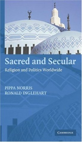 Sacred and Secular Religion and Politics Worldwide  2004 edition cover