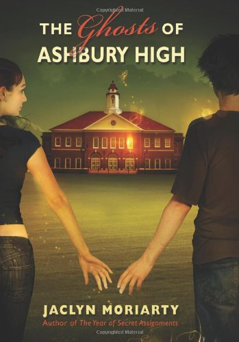 Ghosts of Ashbury High   2010 9780545069724 Front Cover