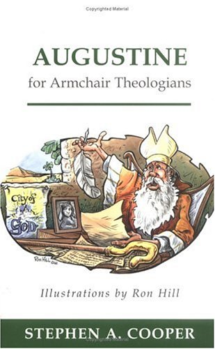 Augustine for Armchair Theologians   2002 edition cover