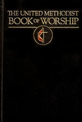 United Methodist Book of Worship N/A edition cover