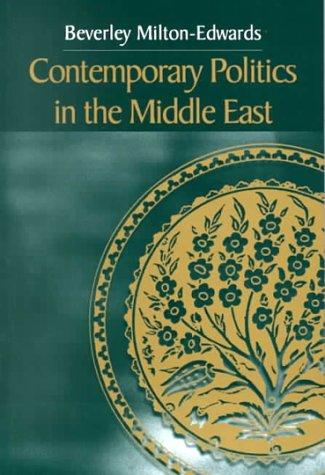 Contemporary Politics in the Middle East   2000 9780745614724 Front Cover