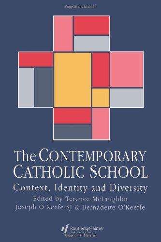 Contemporary Catholic School Context, Identity and Diversity  2004 9780750704724 Front Cover