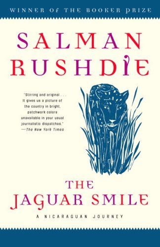 Jaguar Smile A Nicaraguan Journey N/A edition cover
