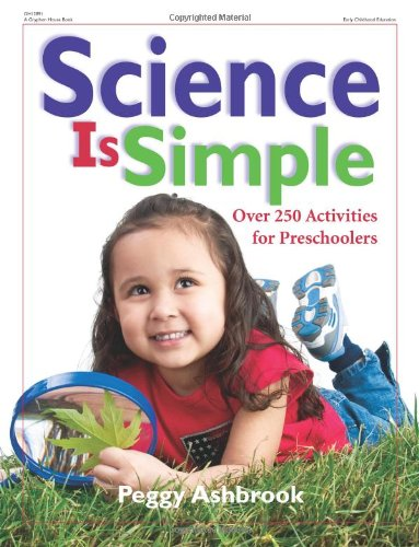 Science Is Simple Over 250 Activities for Children 3-6  2003 edition cover