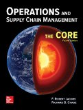 Operations and Supply Chain Management: The Core  2016 edition cover