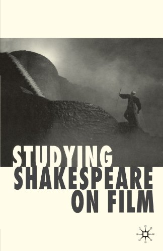 Studying Shakespeare on Film   2007 edition cover