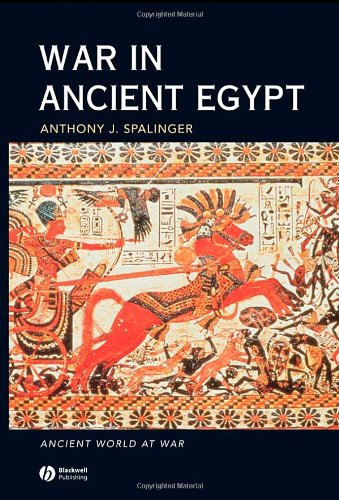 War in Ancient Egypt The New Kingdom  2005 edition cover