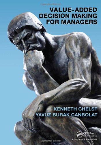 Value-Added Decision Making for Managers   2011 edition cover