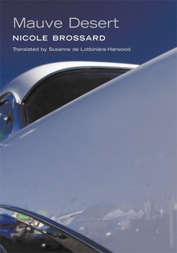 Mauve Desert   2006 edition cover
