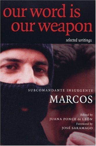 Our Word Is Our Weapon  Revised  edition cover