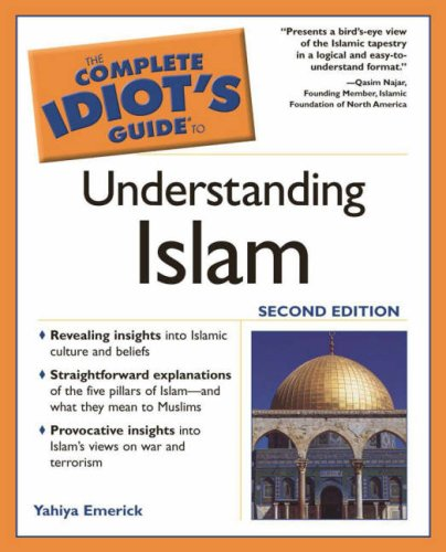 Complete Idiot's Guide to Understanding Islam  2nd 2004 (Revised) edition cover
