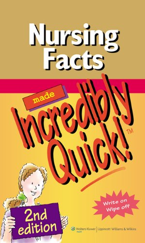 Nursing Facts  2nd 2010 (Revised) edition cover