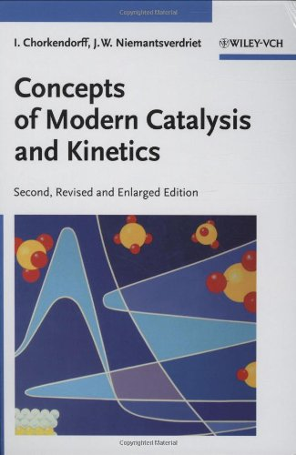 Concepts of Modern Catalysis and Kinetics  2nd 2007 edition cover